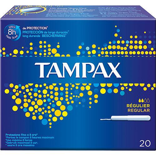 Tampax regular - 20 st. tamponger