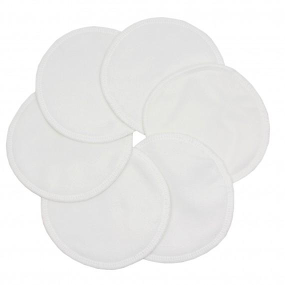 Ekologiska amningsinlägg Stay Dry 6-pack - ImseVimse
