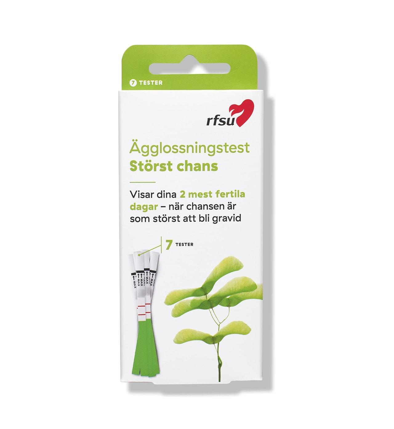 7-pack RFSU Ägglossningstest