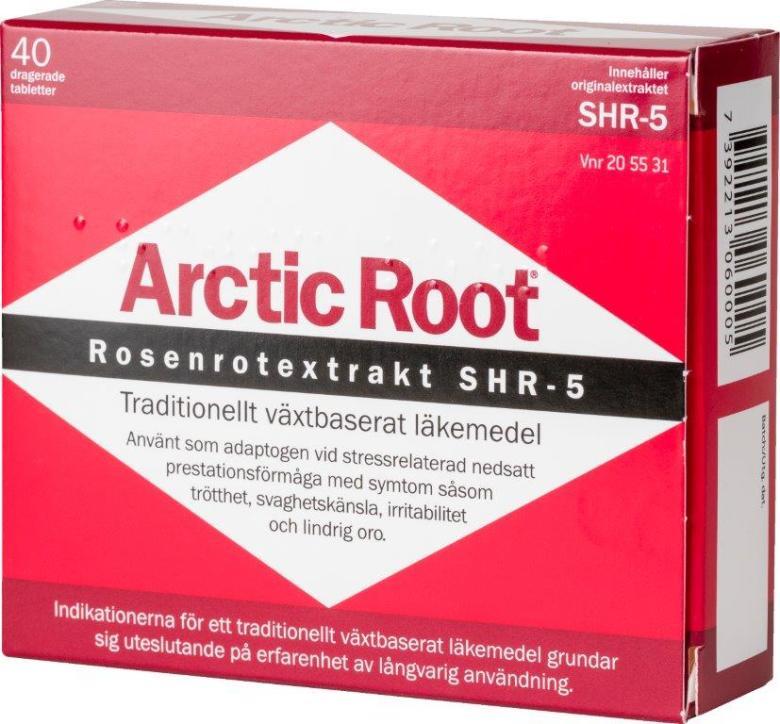 Rosenrot tabletter - Arctic Root