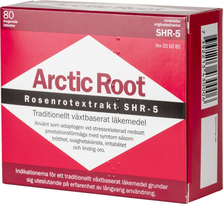 Rosenrot tabletter - Arctic Root