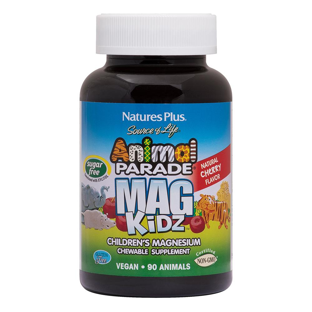 Animal Parade Magnesium Kidz 90 tuggtabletter