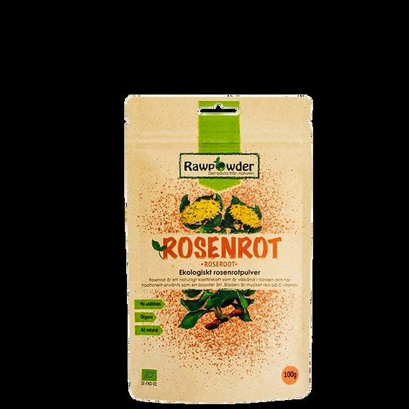 Rosenrot pulver 100g - Rawpowder