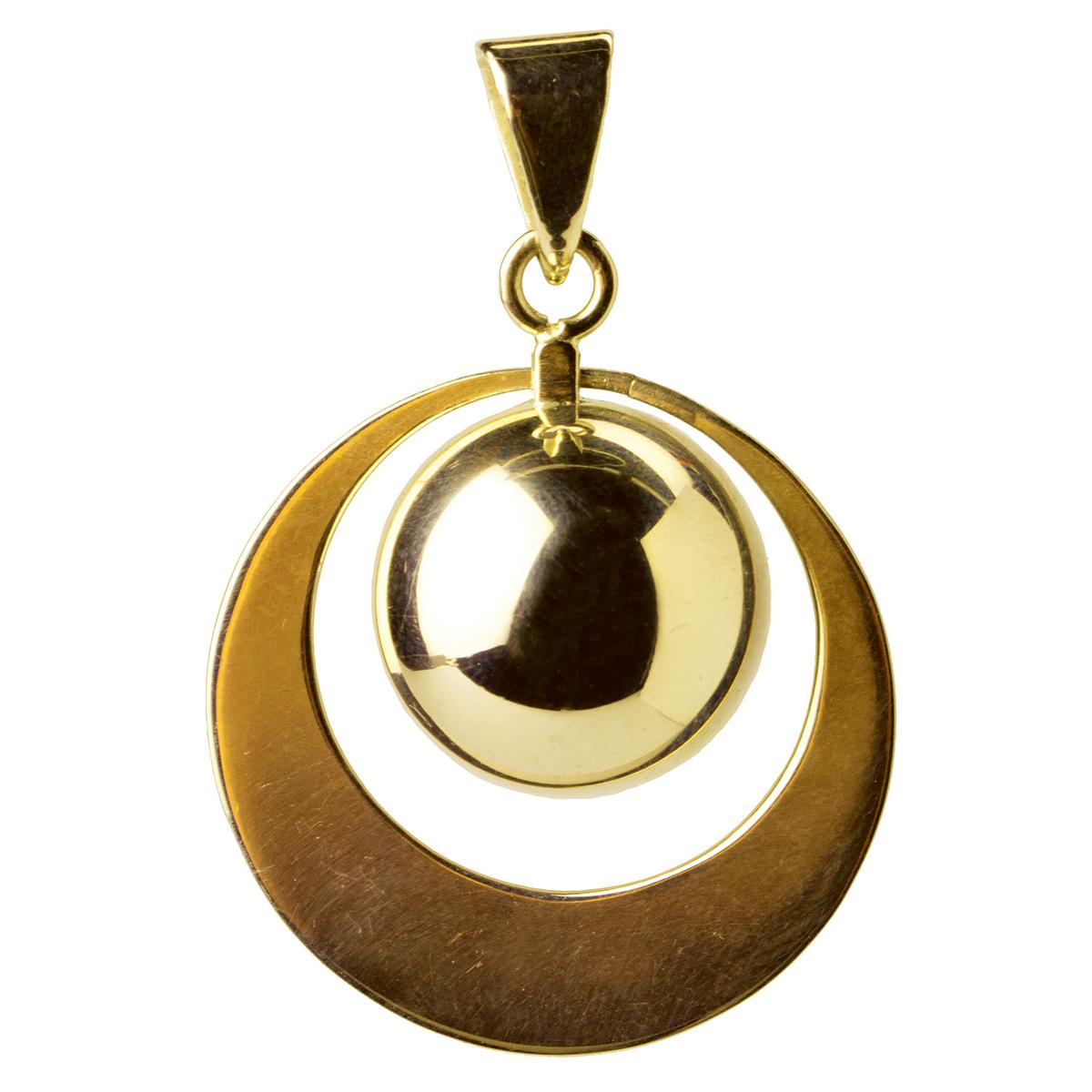 Bola gravidsmycke - Ring guld