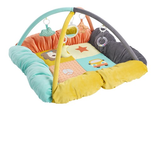 BabyFEHN Funky Friends Babygym DeLuxe