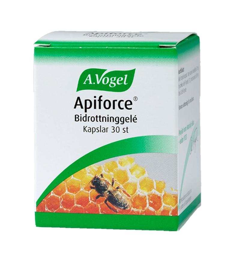 Apiforce Bidrottningsgelé - A Vogel