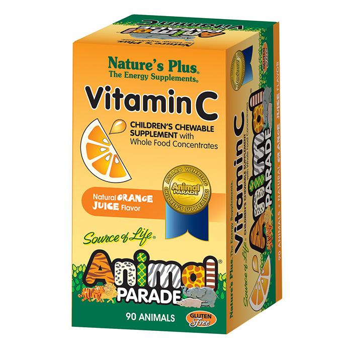 Animal Parade C-Vitamin 90 tuggtabletter